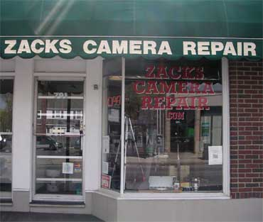 Zacks Camera Repair